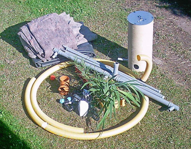 Wetland build-yourself kit
