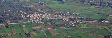 Luftbild Gemeinde