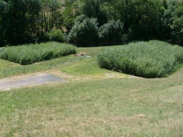Rohabwasserbehandlung - french system